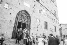 IB - VOLTERRA / One of our weddings in the beautiful town of Volterra.   Italienske Bryllup - weddings in Italy.