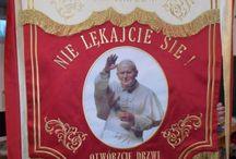 HAFTY LITURGICZNE-SAKRALNE / Przykłady haftów liturgicznych wykonywanych przez AHA STUDIO