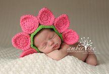 Crochet Photography Props