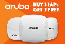 Aruba: Buy 3 IAP's Get 2 Free / For a limited time, customers can get 2 Free Aruba Instant Access Points when they buy 3!  For small and mid-size businesses, deploying a high performing, mobile first Wi-Fi network has been made simple and affordable with Aruba's Instant Wi-Fi solution. Aruba Instant access points are purpose-built for small and mid-size business and delivers advanced, enterprise-grade features into a simple, secure, easy-to-manage user interface.