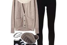Outfits / by Abby Telenko