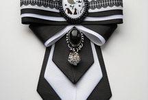 Бант галстук