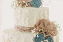 Kaker / Ideer til bryllup