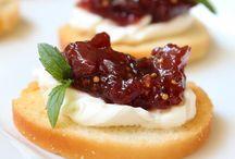 Jam& Savoury paste
