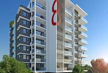 Gold Coast brand new apartments / 8 on Norman has set the benchmark for urban living with a contemporary 9 level boutique high-rise located on the Broadwater-side of the Gold Coast.