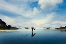 beach / by Becky Byers