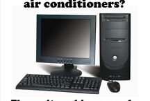Heating and Cooling Humor