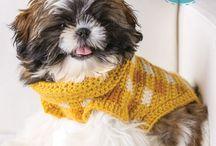 dog crochet