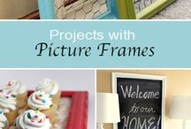 Recycle / Upcycle - Picture frames