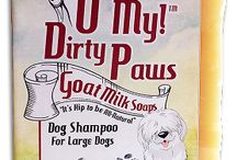 O My!™ Dirty Paws Goat Milk Dog Shampoo