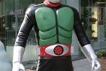 *Kamen Rider / Kamen Rider (仮面ライダー Kamen Raidā?, Masked Rider), is a weekly science fiction story created by Japanese manga artist Shotaro Ishinomori. It debuted as a tokusatsu television series on April 3, 1971 and ran until February 10, 1973, airing on the Mainichi Broadcasting System and NET TV (now TV Asahi).