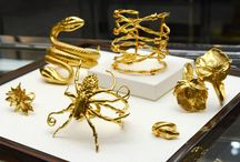 Bees, bugs, spiders and snake jewelry / Offensive jewelry delights us / by Caren Krutsinger