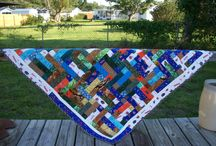 Quilt love / by Holly Packer
