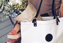 Handcrafted // Totes