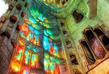 La Sagrada Familia Barcelonba