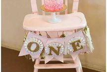 Jada Beth's First Birthday