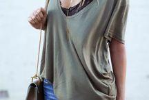 t shirt + bra