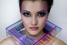neck wear, jewelry (multi media) / by Alessandrina