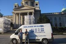 Selidbe / Agencija selidbe Stošić vrši profesionalne usluge selidbe i transporta robe.