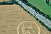 Crop circle / Imagens