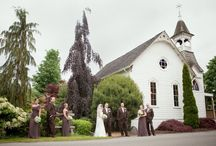Weddings at The Little White Chapel / Wedding Venue // Chilliwack, Fraser Valley, British Columbia,