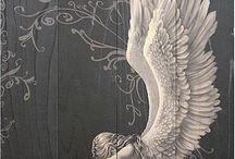 RPG Fantasy - Anjos e Arcanjos