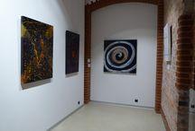 BREAK FREE - wystawa malarstwa Davide Canepa