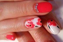 Flowers&Nails / Kwiaty&Paznokcie