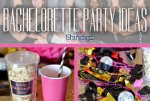 Party Ideas - Bachelorette Party / If you're looking for unique favors and one-of-a-kind ideas for the next Bachelorette Party you host. We have a wide variety of fabulous items to choose from! Make your girl's night out an evening to remember!