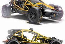concept car rakitan