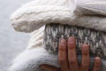 Wintry Wool Interiors