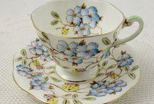 porselein; porcelana / ceramika