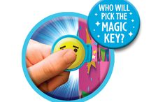 Goodie Gusher Keys & Characters / Place to find the latest cool characters and magic keys that Goodie Gusher offer.