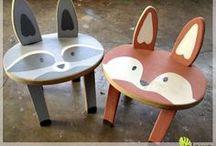 DIY  - Gyereksarok / Children's corner / DIY ötletek gyerekszobába, gyerekeknek és szülőknek. / DIY children room and stuff ideas for parents.