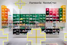 Good ideas for pharmacy stores / Design Package Merchandising Shopping processes