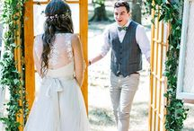 Wedding Portraits / The most gorgeous portraits of the happily married couples!