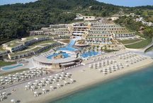 Miraggio Thermal Spa Resort Hotel, 5 Stars luxury hotel in Kassandra - Pefkochori, Offers, Reviews