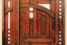La Puerta {doors!} / Stunning, whimsical, gorgeous and fascinating doors!