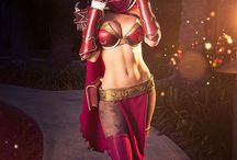 Cosplay / Inspiration for photos of cosplays and inspirations of games uniforms