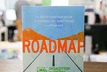 Roadmap Book / Roadmap: The Get-It-Together Guide to Figuring Out What to Do with Your Life