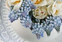 A-Blue decor / by Judith Williams