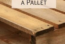 Pallets / by Tawny Williams