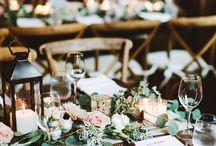 RUSTIC WEDDING / Simple elegance.