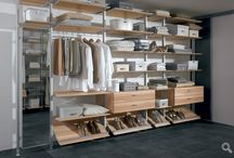 Wardrobe Interiors / Draks offers a versatile range of stylish wardrobe interiors. These systems compliment our range of sliding wardrobe doors and can help to enhance your home or office space.