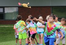 Summer Camp Games and Activities
