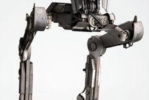 scifi machines
