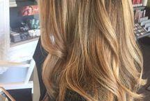 Frisyrer/hårfärger