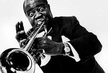 One of the founding fathers of Jazz / One of the founding fathers of Jazz Trumpet / by Robert Hardy