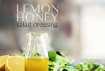 {eat}: salad  / All things salad and salad dressing / by Victoria Simpson