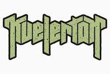 Great hard rock logos
